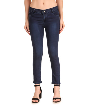 STYLONES Women's Denim Stretchable High Rise Jeans